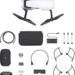 DJI Mavic Air Fly More Combo Quadcopter with Remote Controller - Arctic White