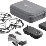 DJI Mavic Mini Fly More Combo Quadcopter with Remote Controller - Gray