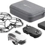 DJI Mavic Mini Fly More Combo Quadcopter with Remote Controller - Gray